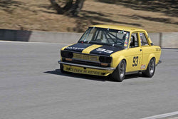 Dave Stone - 1971 Datsun 510 in 1966-1972 Trans-Am 2.5-Litre/Group E at the 2017 SCRAMP Spring Classic run at Mazda Raceway Laguna Seca