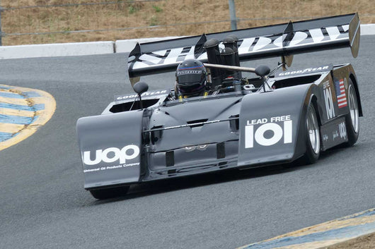 Fred Cziska with 1972 Shadow DN2 in Group 11 at the 2016 SVRA Sonoma Historics - Sears Point Raceway