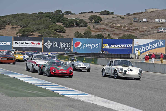 Group 4B  at the 2016 Rolex Monterey Motorsport Reunion - Mazda Raceway Laguna Seca