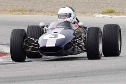 Rob Forbes - 1967 Brabham BT21 in Group 4 at the 2017 HMSA Spring Club Event - Mazda Raceway Laguna Seca