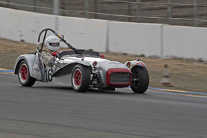 Rick Laws - 1964 Lotus Super Seven in Group 3 -  at the 2016 Charity Challenge - Sonoma Raceway