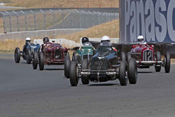 Pre-41 Sports & Touring/1925-41 Racing Cars/Group 1 at the 2017 SVRA Sonoma Historic Motorsports Festival run at Sonoma Raceway