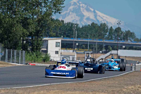 Jim Catchot - 1977 Ralt RT-1 in Group 5/7/9/11 at the 2017 SVRA Portland Vintage Racing Festival run at Portland International Raceway
