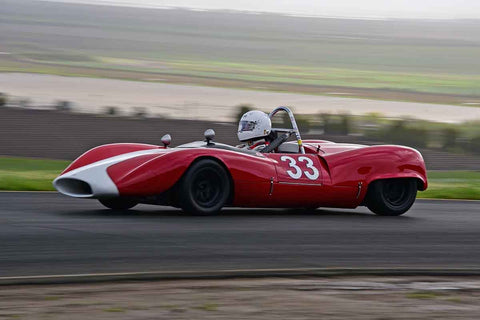 Randy Hill - 1964 Bobsy SR3 in Group 4 - Small Displacement Production Sports Cars and GT Cars Through 1967 & FIA Group 6 & 7 (CanAm) Cars at the 2018 CSRG David Love Memorial run at Sonoma Raceway