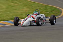 Jeffrey Rothman - 1981 Royale RP 31 in Group 6 - Formula Ford Open Wheel Cars at the 2018 CSRG David Love Memorial run at Sonoma Raceway