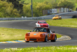 Ben McGraw - 1974 Porsche 911 in Group 8 - SCCA Trans-Am, A, B, C Sedans& IMSA GTU/GTO cars at the 2018 CSRG David Love Memorial run at Sonoma Raceway