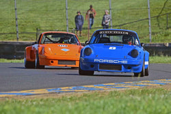 Michael Lyle - 1975 Porsche 911 RS in Group 8 - SCCA Trans-Am, A, B, C Sedans& IMSA GTU/GTO cars at the 2018 CSRG David Love Memorial run at Sonoma Raceway