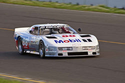 Michael Malone - 1988 Chevrolet Corvette in Group 8 - SCCA Trans-Am, A, B, C Sedans& IMSA GTU/GTO cars at the 2018 CSRG David Love Memorial run at Sonoma Raceway