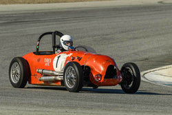 Don Martine - 1952 Deidt/Bell Special in Group 1 - 1959-65 Sports Racing Cars at the 2018 HMSA Spring Club Event run at Mazda Raceway Laguna Seca