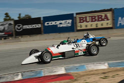 Jeffrey Rothman - 1981 Royale RP 31 in Group 2 - Crossfolw Formula Ford at the 2018 HMSA Spring Club Event run at Mazda Raceway Laguna Seca