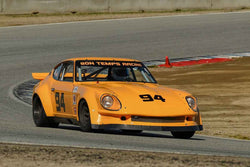 Dave Stone - 1973 Datsun 260Z in Group 5 -  at the 2018 HMSA Spring Club Event run at Mazda Raceway Laguna Seca