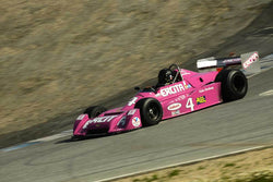 Martin Lauber - 1977 Chevron B39 in Group 6 -  at the 2018 HMSA Spring Club Event run at Mazda Raceway Laguna Seca