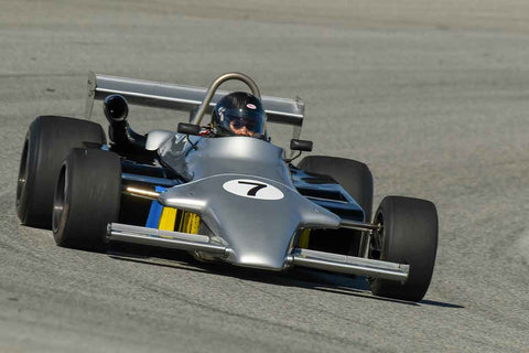 Robert Satake - 1982 Ralt RT4 in Group 6 -  at the 2018 HMSA Spring Club Event run at Mazda Raceway Laguna Seca