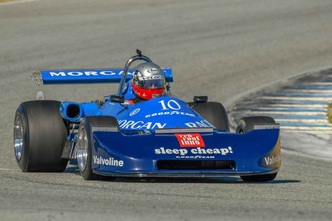 Dalmo de Vasconcelos - 1976 Ralt RT1 in Group 6 -  at the 2018 HMSA Spring Club Event run at Mazda Raceway Laguna Seca