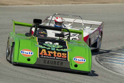 Brian Groza - 1975 Sauber C4 in Group 6 -  at the 2018 HMSA Spring Club Event run at Mazda Raceway Laguna Seca