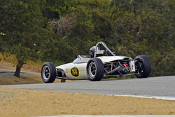 Jon LeCarner - 1967 Lotus 51A in Group B - 1967-1980 Formula Ford at the 2018 SCRAMP Spring Classic run at Weathertech Raceway Laguna Seca