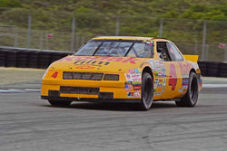 Tim Smith - 1992 Chevrolet Lumina in Group E - 1974-2007 Stock Cars at the 2018 SCRAMP Spring Classic run at Weathertech Raceway Laguna Seca