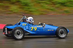 Tom Abernathy - 1969 CSV FV in Group 1 - Vintage Small Bore & Formula V at the 2018 SOVREN Spring Sprints run at Pacific Raceway