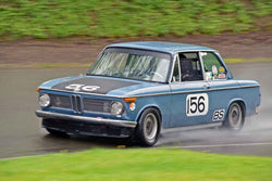 Michael Deilke - 1969 BMW 2002 in Group 2/7a - Mid Bore Production at the 2018 SOVREN Spring Sprints run at Pacific Raceway