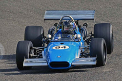 Craig Shrontz - 1968 Crossle 15F in Group 4/5/6 - Formula and Sports Racers at the 2018 SOVREN Spring Sprints run at Pacific Raceway