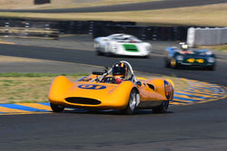 Michael Mac McGarry - 1964 Huffaker Genie MK10 in Group 4 - Small Displacement Sports Cars Racing Cars through 1967 at the 2018 CSRG Charity Challenge run at Sears Point Raceway