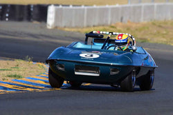 Frank Zucchi - 1960 Piranha Sports Racer in Group 4 - Small Displacement Sports Cars Racing Cars through 1967 at the 2018 CSRG Charity Challenge run at Sears Point Raceway