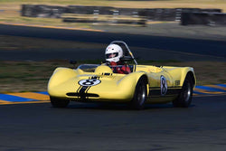 Karl Krause - 1967 Beach Mk4B-II in Group 4 - Small Displacement Sports Cars Racing Cars through 1967 at the 2018 CSRG Charity Challenge run at Sears Point Raceway
