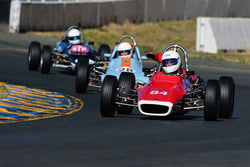 James Lanning - 1971 FF in Group 6 - Formula Ford