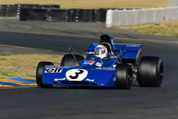 John Delane - 1971 Tyrrell 002 in Group 9 - Masters USA Historic Grand Prix at the 2018 CSRG Charity Challenge run at Sears Point Raceway