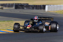 Chris Locke - 1976 Lotus 77 in Group 9 - Masters USA Historic Grand Prix at the 2018 CSRG Charity Challenge run at Sears Point Raceway