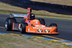 Martin Lauber - 1974 March 741 in Group 9 - Masters USA Historic Grand Prix at the 2018 CSRG Charity Challenge run at Sears Point Raceway