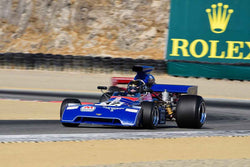 Gregory Thornton - 1973 Chevron B24 in Group 4 - 1968-1976 Formula 5000 at the 2018 SCRAMP Monterey Pre-Reunion run at WeatherTech Raceway Laguna Seca