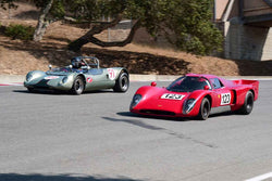 Group 7 - FIA Manufactures Championship at the 2018 SCRAMP Monterey Pre-Reunion run at WeatherTech Raceway Laguna Seca