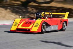 Richard Benson - 1972 Bobsy SR6 in Group 7 - FIA Manufactures Championship at the 2018 SCRAMP Monterey Pre-Reunion run at WeatherTech Raceway Laguna Seca