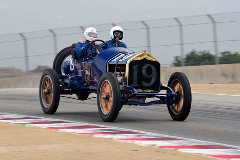 Charles Test - 1911 National Speedway Roadster in Group 1A - Pre-1940 Sports Racing and Touring Cars/Race cars and 1927-1951 Racing Cars at the 2018 SCRAMP Rolex Monterey Motorsports Reunion run at WeatherTech Raceway Laguna Seca