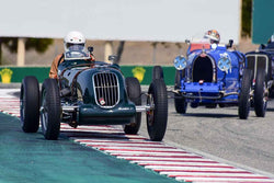 Jan Voboril - 1935 Alta Grand Prix in Group 1A - Pre-1940 Sports Racing and Touring Cars/Race cars and 1927-1951 Racing Cars at the 2018 SCRAMP Rolex Monterey Motorsports Reunion run at WeatherTech Raceway Laguna Seca