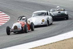 Don Martine - 1952 Deidt/Bell Special in Group 2A - 1947-1955 Sports Racing and GT Cars at the 2018 SCRAMP Rolex Monterey Motorsports Reunion run at WeatherTech Raceway Laguna Seca