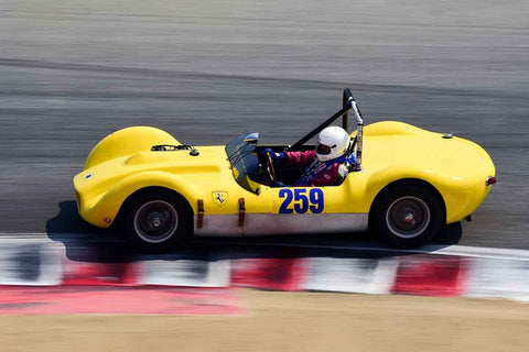 John Willburn - 1959 Peerless AmBro in Group 2B - 1955-1961 Sports Racing under 2000cc at the 2018 SCRAMP Rolex Monterey Motorsports Reunion run at WeatherTech Raceway Laguna Seca