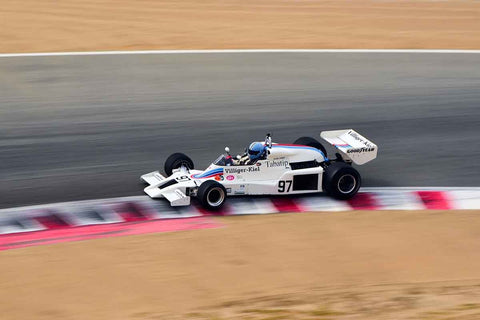 Jamie Constable - 1977 Shadow DN8 in Group 4A - 1967-1984 Formula One at the 2018 SCRAMP Rolex Monterey Motorsports Reunion run at WeatherTech Raceway Laguna Seca