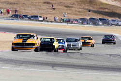 Group 6A - 1966-1972 Trans-Am at the 2018 SCRAMP Rolex Monterey Motorsports Reunion run at WeatherTech Raceway Laguna Seca