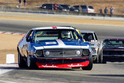 Bill Ockerlund - 1971 AMC Javelin in Group 6A - 1966-1972 Trans-Am at the 2018 SCRAMP Rolex Monterey Motorsports Reunion run at WeatherTech Raceway Laguna Seca