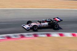 Seb Coppola - 1970 Lola T192 F5000 in Group 8A - 1968-1976 Formula 5000 at the 2018 SCRAMP Rolex Monterey Motorsports Reunion run at WeatherTech Raceway Laguna Seca