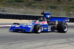 Gregory Thornton - 1973 Chevron B24 in Group 8A - 1968-1976 Formula 5000 at the 2018 SCRAMP Rolex Monterey Motorsports Reunion run at WeatherTech Raceway Laguna Seca