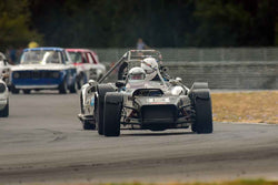 Don Crawford -  Haggisped Clubman in Group 2/7a - Mid Bore Production/1973-1985 Production Car at the 2018 SOVREN Columbia River Classic run at Portland International Raceway
