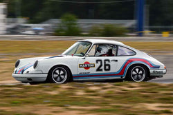 Jim Loveall - 1969 Porsche 911 in Group 2/7a - Mid Bore Production/1973-1985 Production Car at the 2018 SOVREN Columbia River Classic run at Portland International Raceway