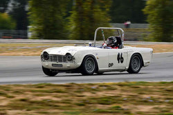 Michael Mehl - 1962 Triumph TR4 in Group 2/7a - Mid Bore Production/1973-1985 Production Car at the 2018 SOVREN Columbia River Classic run at Portland International Raceway