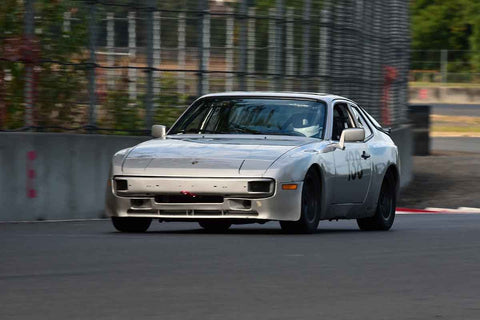 Randy Roth - 1983 Porsche 944 in Group 2/7a - Mid Bore Production/1973-1985 Production Car at the 2018 SOVREN Columbia River Classic run at Portland International Raceway