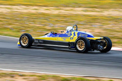 Richard Roberts - 1981 Crossle 45F in Group 4 - Formula Ford/CrossFlow Cup at the 2018 SOVREN Columbia River Classic run at Portland International Raceway
