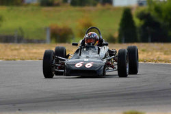 Mark Keller - 1980 Crossle 40F in Group 4 - Formula Ford/CrossFlow Cup at the 2018 SOVREN Columbia River Classic run at Portland International Raceway