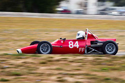 James Lanning - 1971 FF in Group 4 - Formula Ford/CrossFlow Cup at the 2018 SOVREN Columbia River Classic run at Portland International Raceway